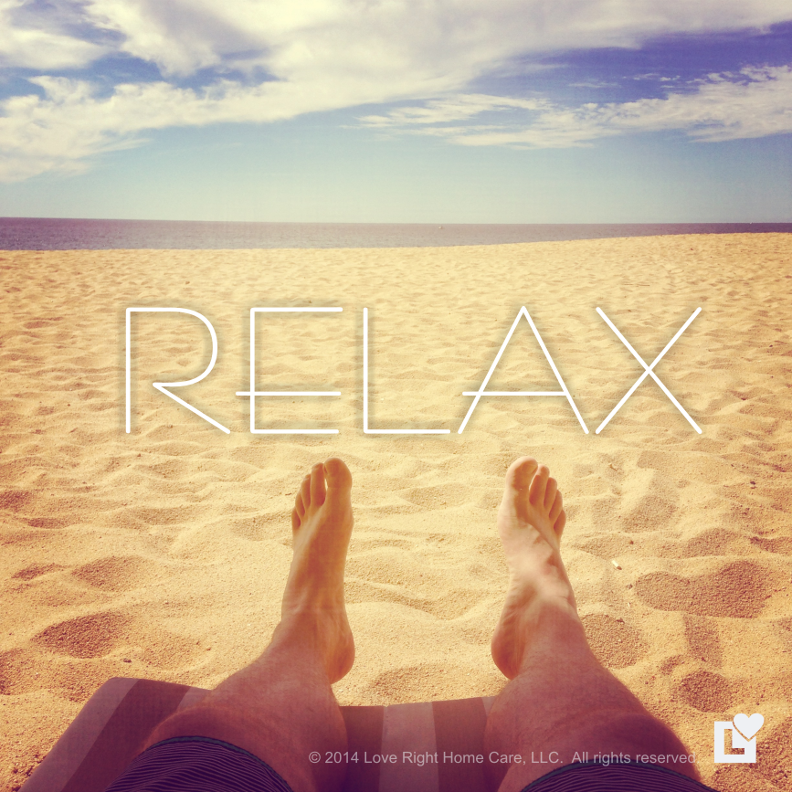 Caregivers Relax