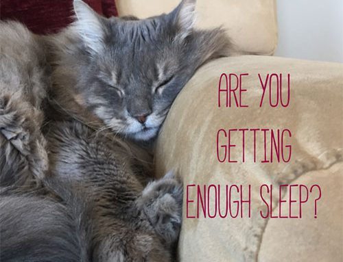 You Need More Sleep Caregivers