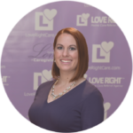 Jessica Hawk - VP - Love Right Home Care Referral Agency