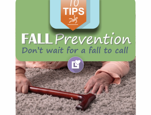 10 Tip – Fall Prevention for Seniors
