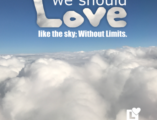 Love Like The Sky – A Quote from Love Right Home Care