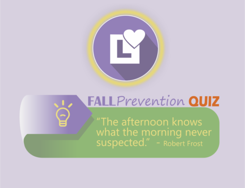 Fall Prevention – Quiz