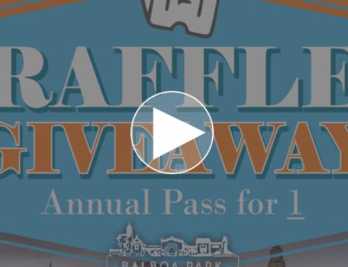 Balboa Park Explorer Pass Raffle