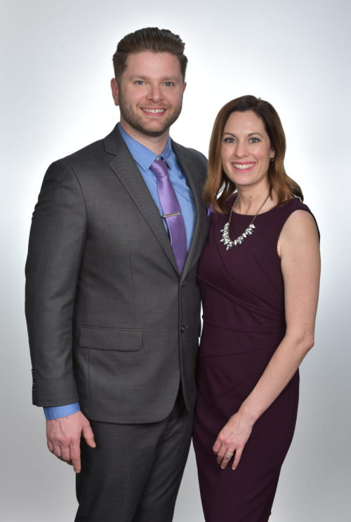 Will and Jessica Hawk - Founders of Love Right Home Care Referral Agency