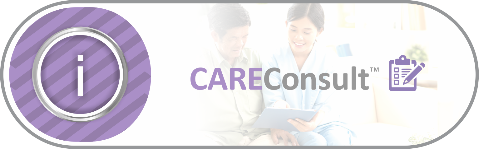 CAREConsult™ Button - San Diego Home Care - Free assessment