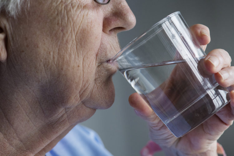 Dehydration in the Elderly - Love Right Home Care Referral Agency