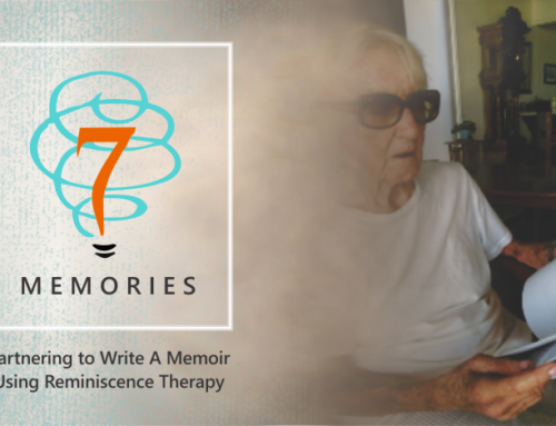 Partnering to Write A Memoir Using Reminiscence Therapy