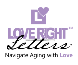 The Love Right Letters - A Senior Home Care Blog
