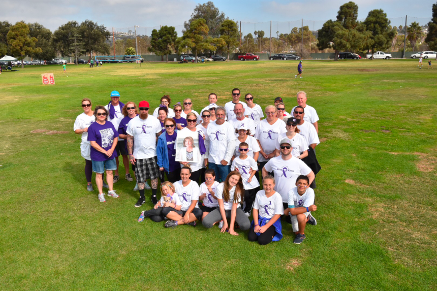 Pancreatic Cancer - Team Miles for Mama - Love Right Home Care