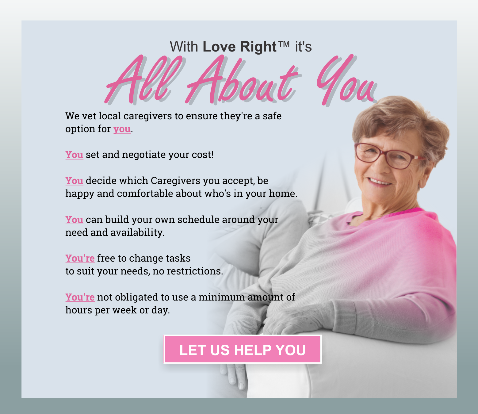 All ABout You - Clients