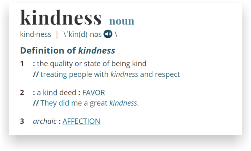 Your Kindness is Contagious 2