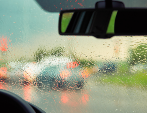 Safety Tips: Elderly Driving in Bad Weather