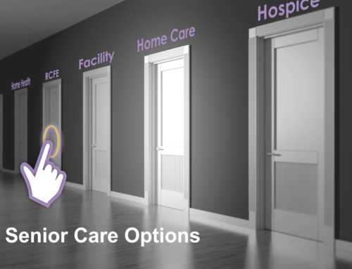 Senior Care Options – What's the Difference?