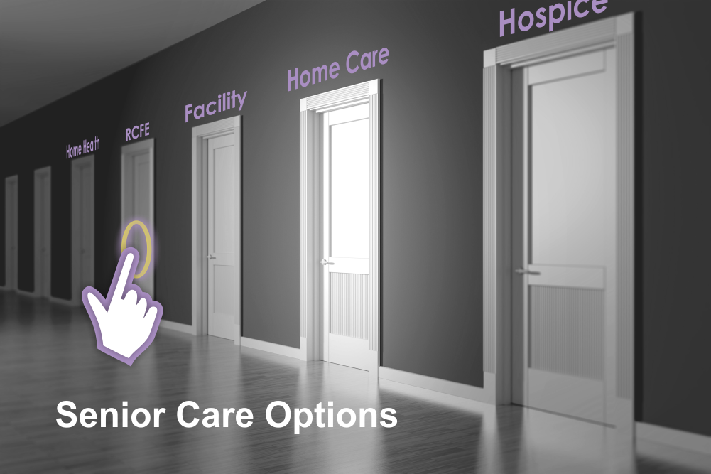 Senior Care Options - What's the Difference