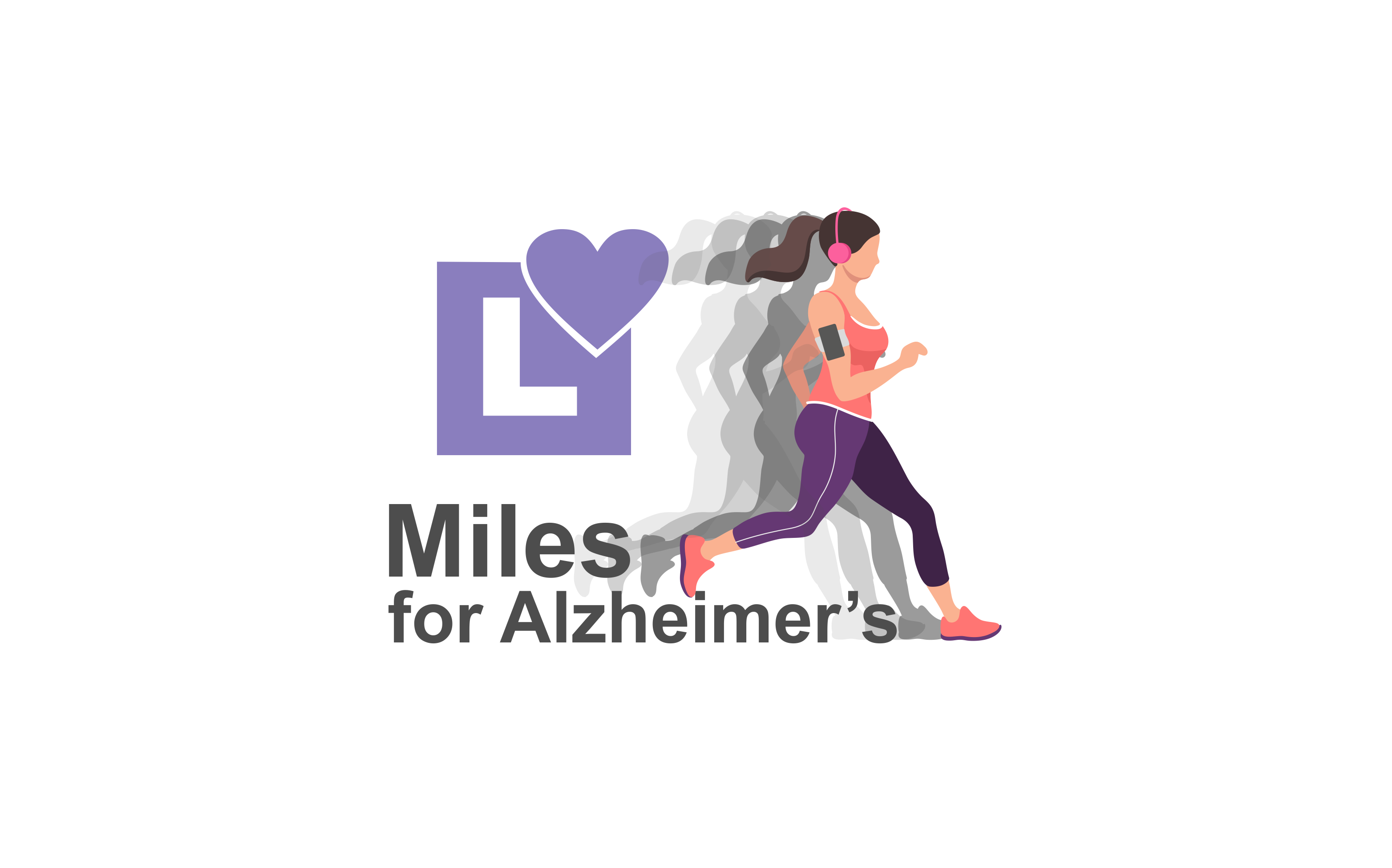 Love Right® Miles for Alzheimer's - The Longest Day