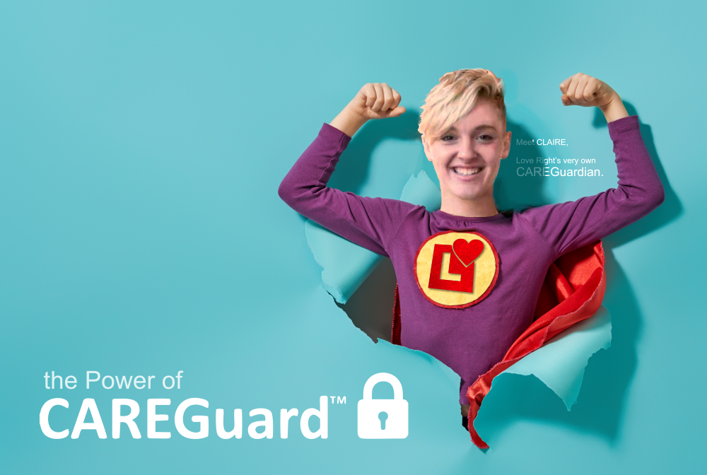 Finding Caregivers with CAREGuard - Claire Petri