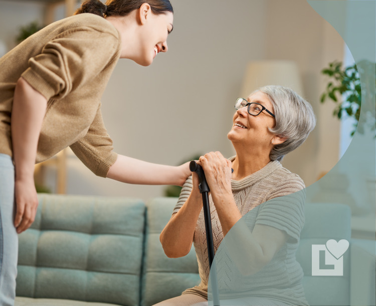 The Joys of Caregiving - San Diego Senior Care - Love Right